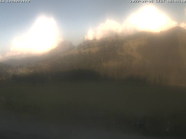 Webcam La Lécherette